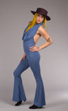 Butta Blue Firebird Slim Bell Onesie