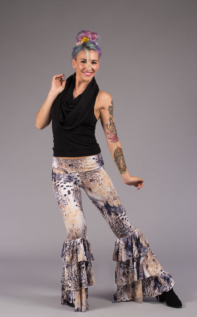 White Feather Pirate Pants - Warrior Within Designs ,Pants
