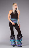 Tie Dye Pirate Pants - Warrior Within Designs ,Pirate Pant
