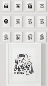 Father's Day Printable Wall Art