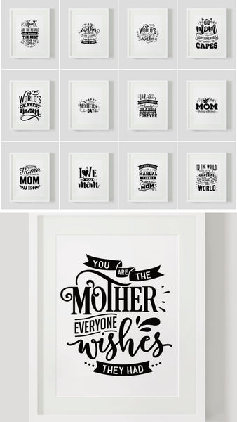 Mother's Day {30 Pages}