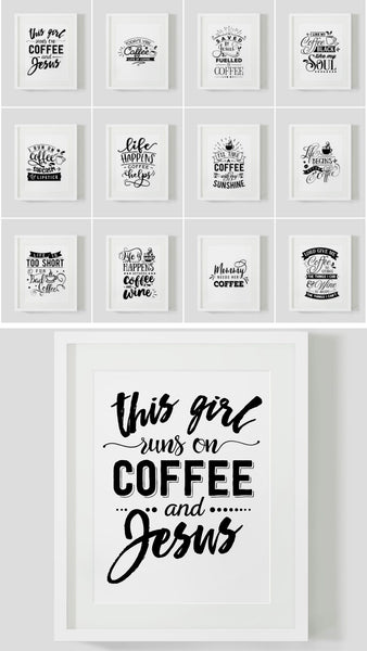 Coffee Lovers {42 Pages}