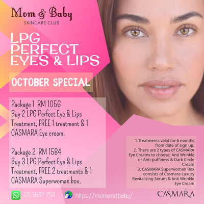 OCTOBER PROMO LPG Perfect Eyes & Lips
