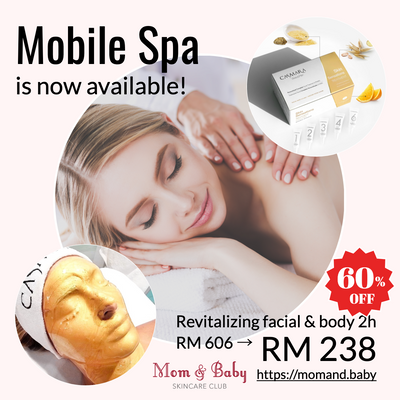【New Launch】MOBILE SPA FACIAL & BODY