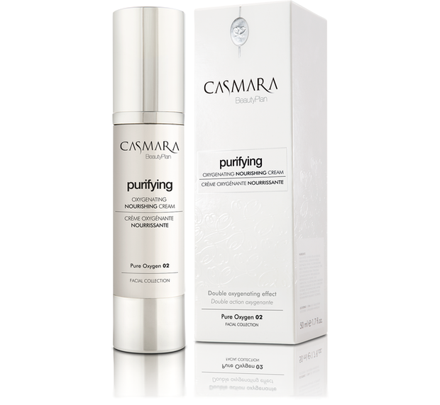 CASMARA Purifying Oxygenating Nourishing Cream