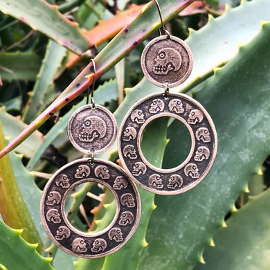 Mitla Hoop Earrings