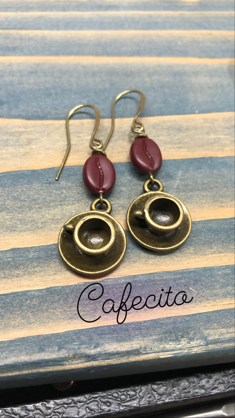 Cafecito Earrings
