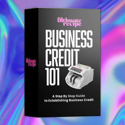 Business Credit 101 (Instantly Emailed)