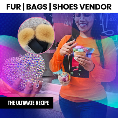 Bags/Fur Items/Shoes Vendor List (Instantly Emailed)
