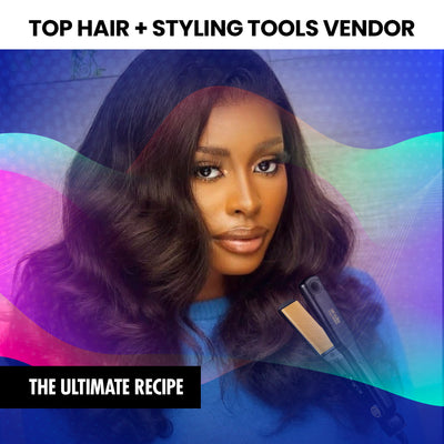 Celebrity Hair Vendors List + FREE Styling Tool & Bonnet Vendor! (Instantly Emailed)