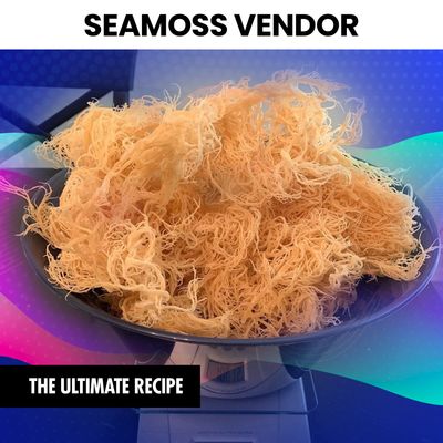 Seamoss Vendor (Instantly Emailed)