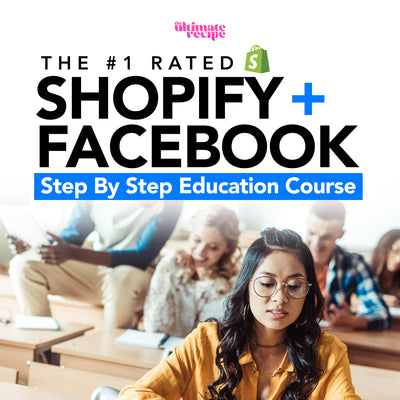 Shopify + Facebook Mastery Course [2021]