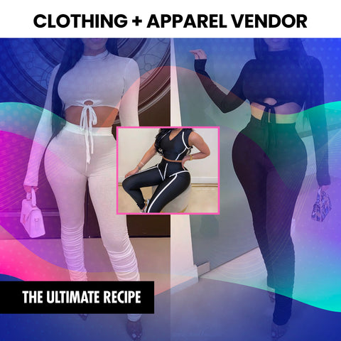 Clothing Vendor List (Instantly Emailed)