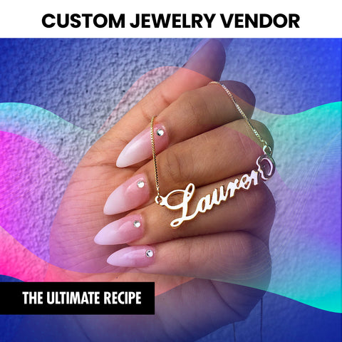 Jewelry Vendors List (Instantly Email)