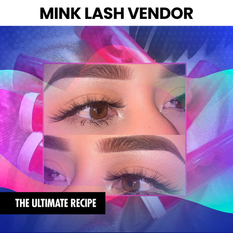 Mink Lash Vendor List (Instantly Emailed)