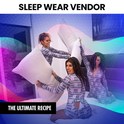 Sleep Wear Vendor List (Instantly Emailed)