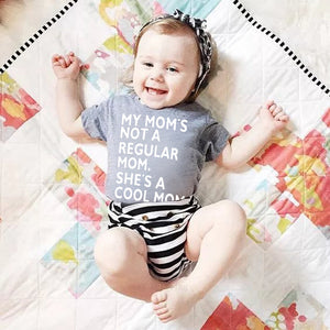 Not A Regular Mom Onesie - Arrows and Lace Boutique