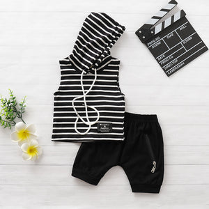 Striped Set - Arrows and Lace Boutique