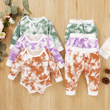 Load image into Gallery viewer, Tie Dye Set ( in 3 colors ) - Arrows and Lace Boutique