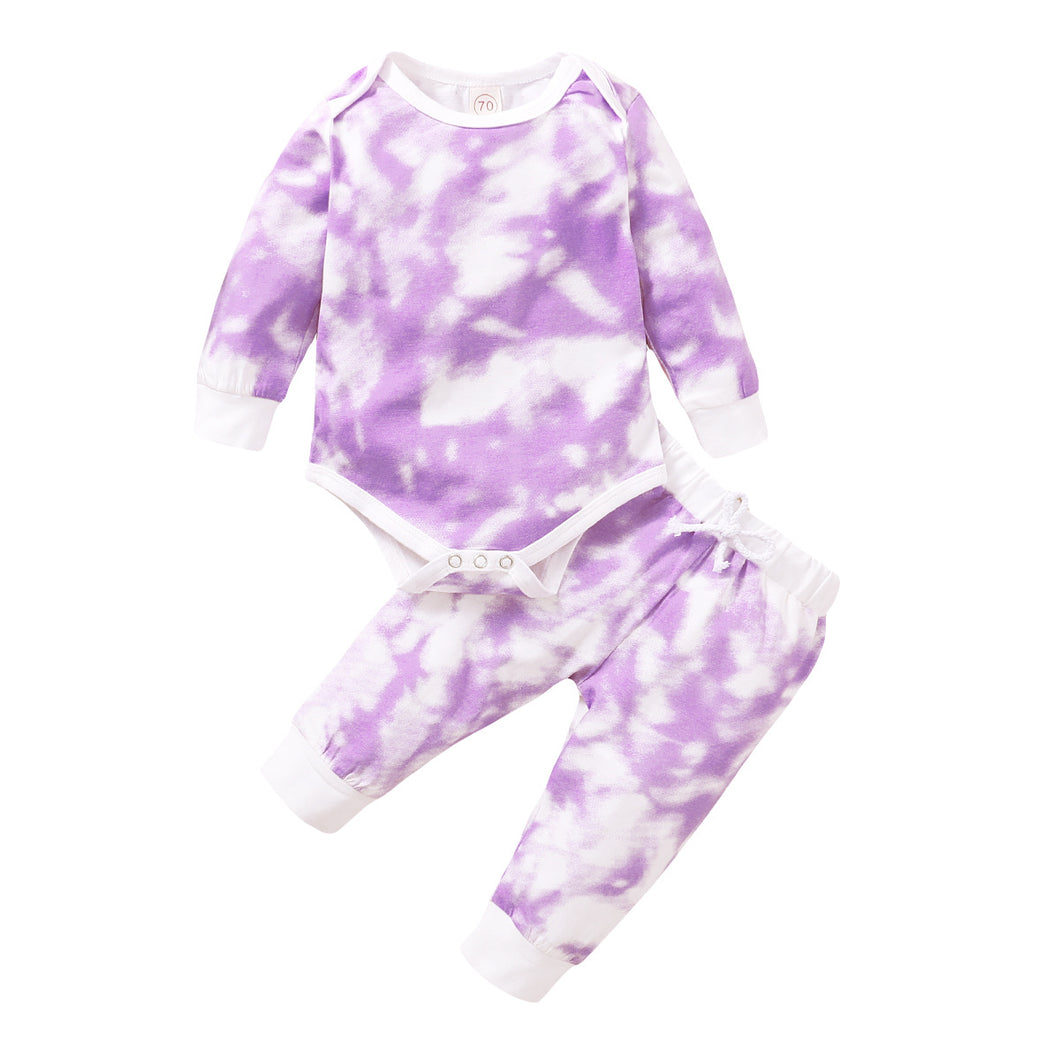 Tie Dye Set ( in 3 colors ) - Arrows and Lace Boutique