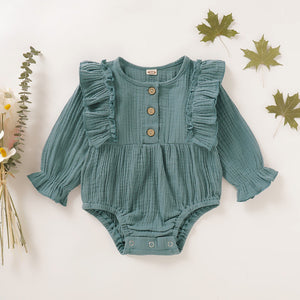 Ivy Romper (in 4 colors ) - Arrows and Lace Boutique