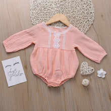 Load image into Gallery viewer, Tory Romper (in 2 colors ) - Arrows and Lace Boutique