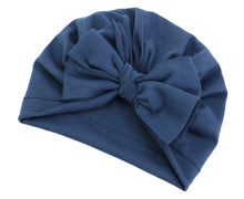 Load image into Gallery viewer, Bow Turban ( in 8 colors ) - Arrows and Lace Boutique