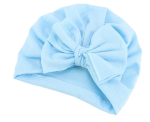 Bow Turban ( in 8 colors ) - Arrows and Lace Boutique