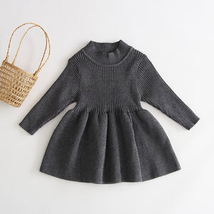 Ribbed Knit Dress ( In 2 colors ) - Arrows and Lace Boutique