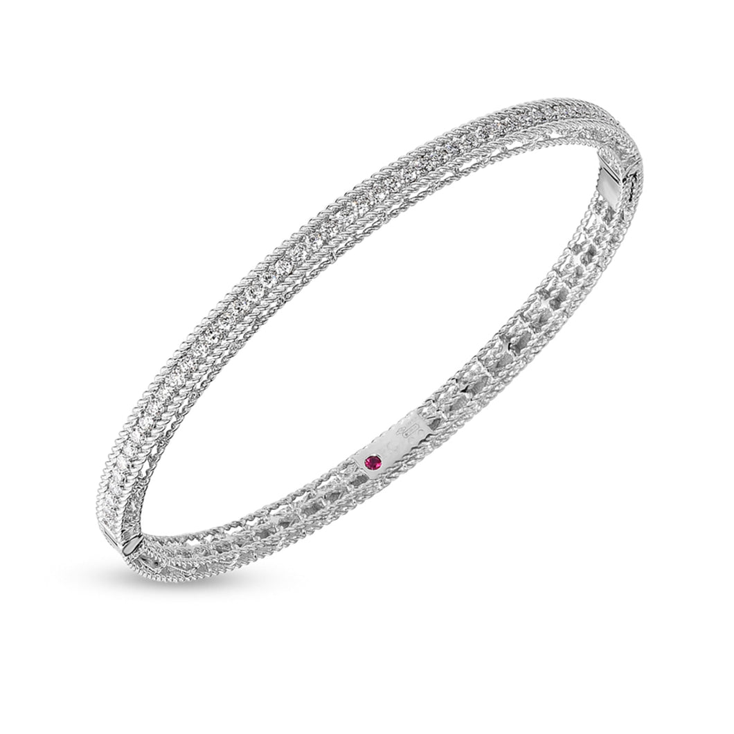 PRINCESS SYMPHONY DIAMOND BANGLE
