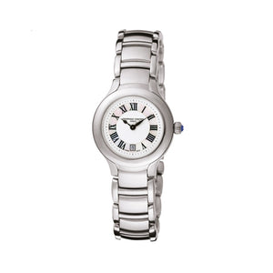 Delight Silver Dial Ladies Watch