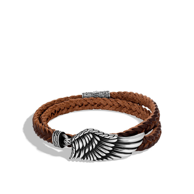 Eagle Double Wrap Bracelet