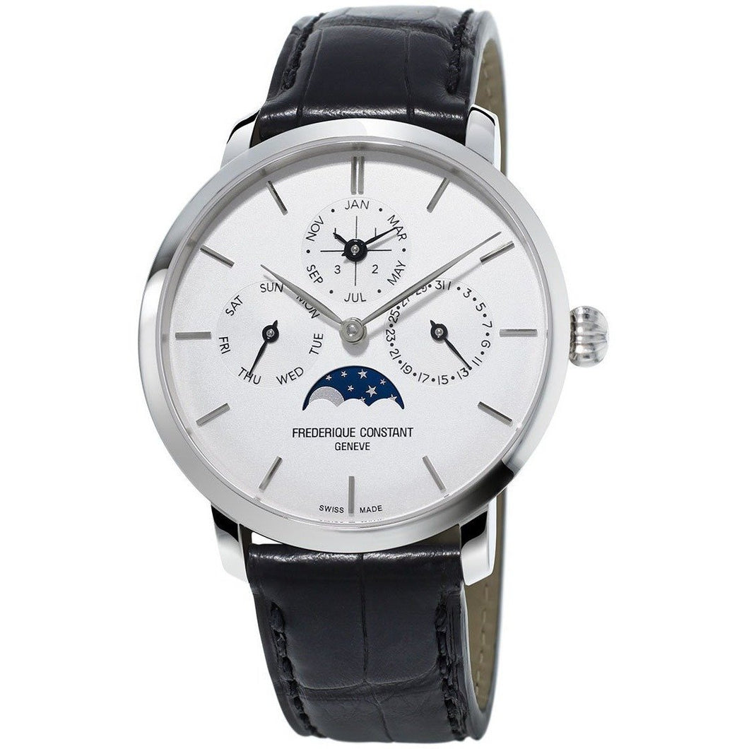 Men's slimline Perpetual Calendar Watch