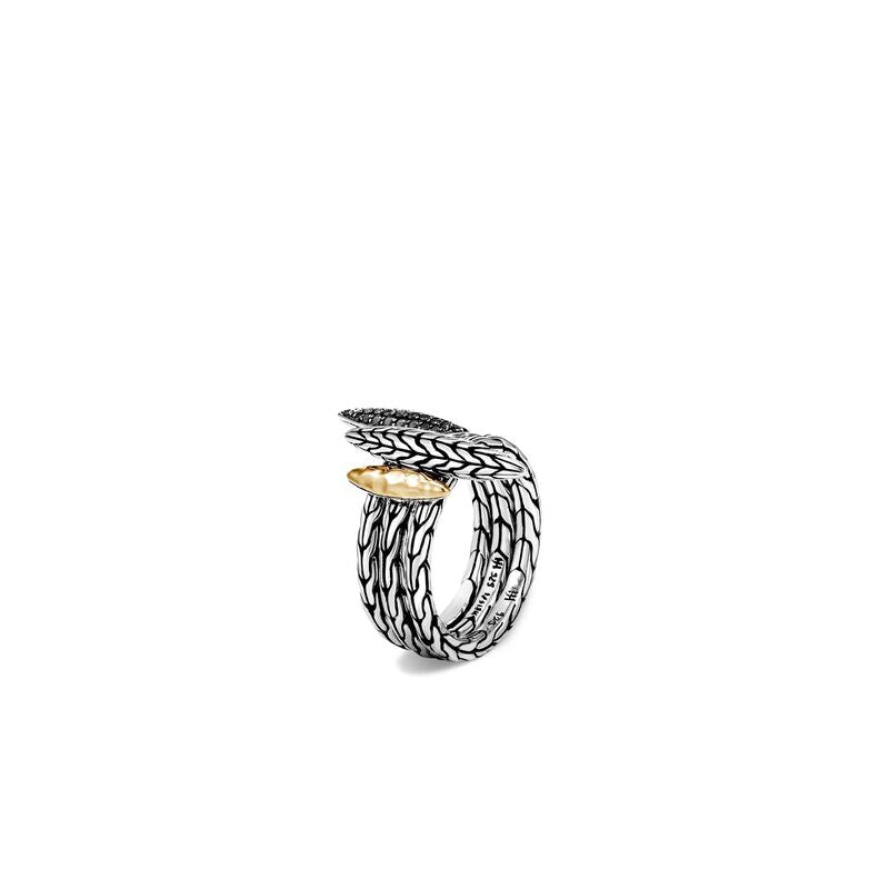 Spear Stackable Ring Set