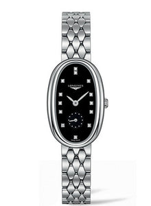 BLACK 13 DIAMONDS Longines Symphonette