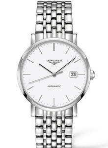WHITE 12 INDEX The Longines Elegant Collection