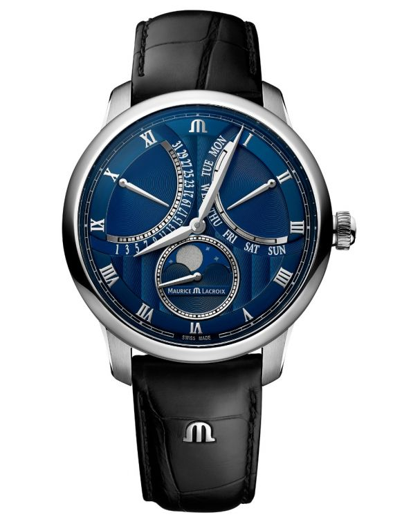 Masterpiece Moonphase Retrograde 43 mm
