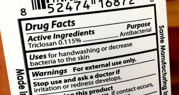 Hand Sanitisers : Natural Alternatives to Triclosan