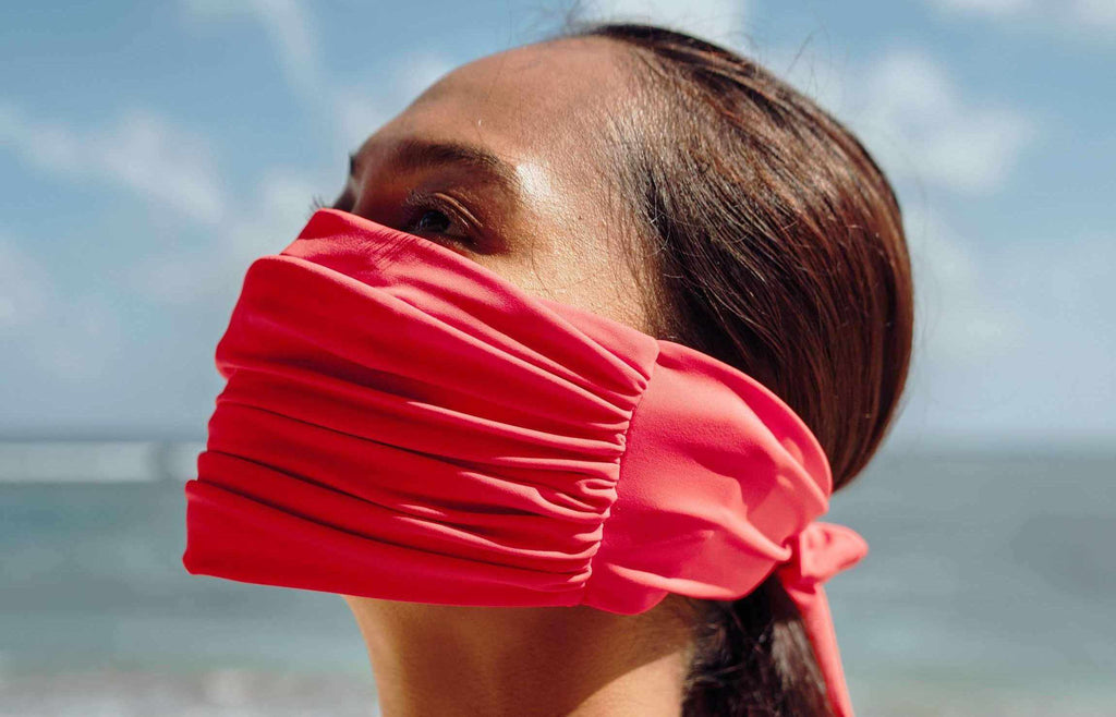 Disposable Face Masks, an ecological disaster in the making