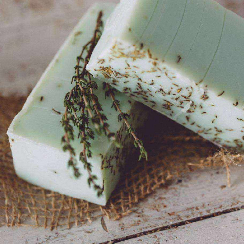 Eucalyptus Thyme Handmade Organic Soap-Bodycare-Sweet Harvest Farms-Ethical Chick