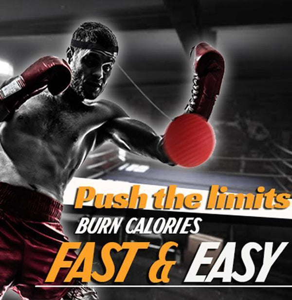 Boxing Training Ball-The second item at half price