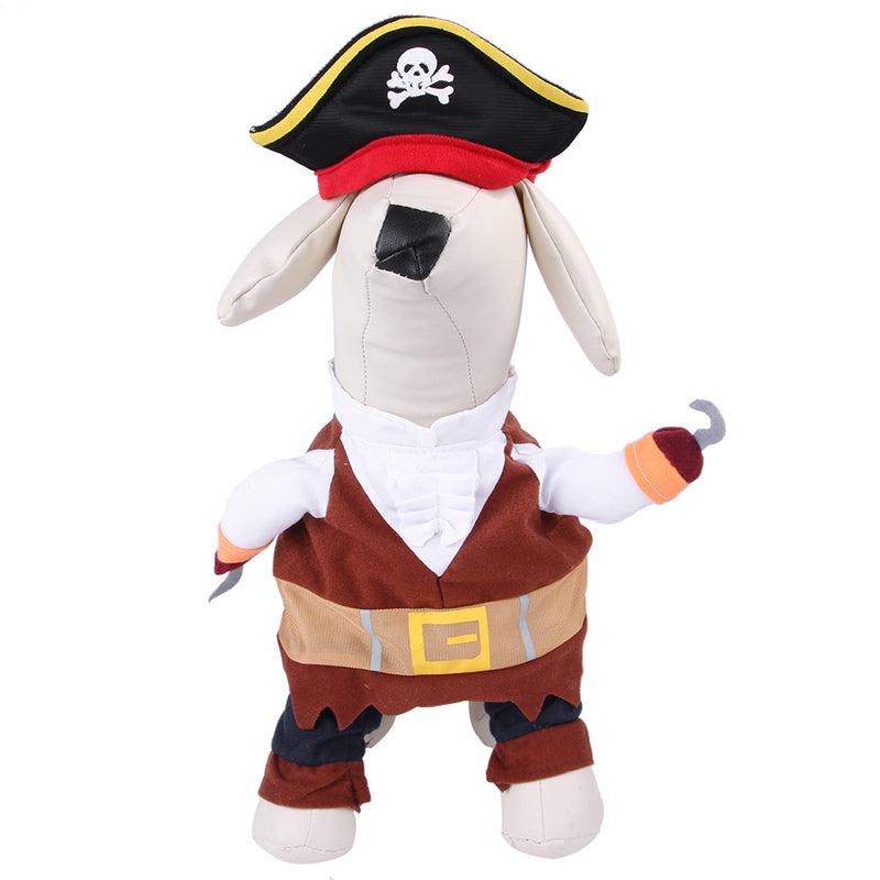 Dog Costume - Cowboy Rider🔥The second item at half price🔥
