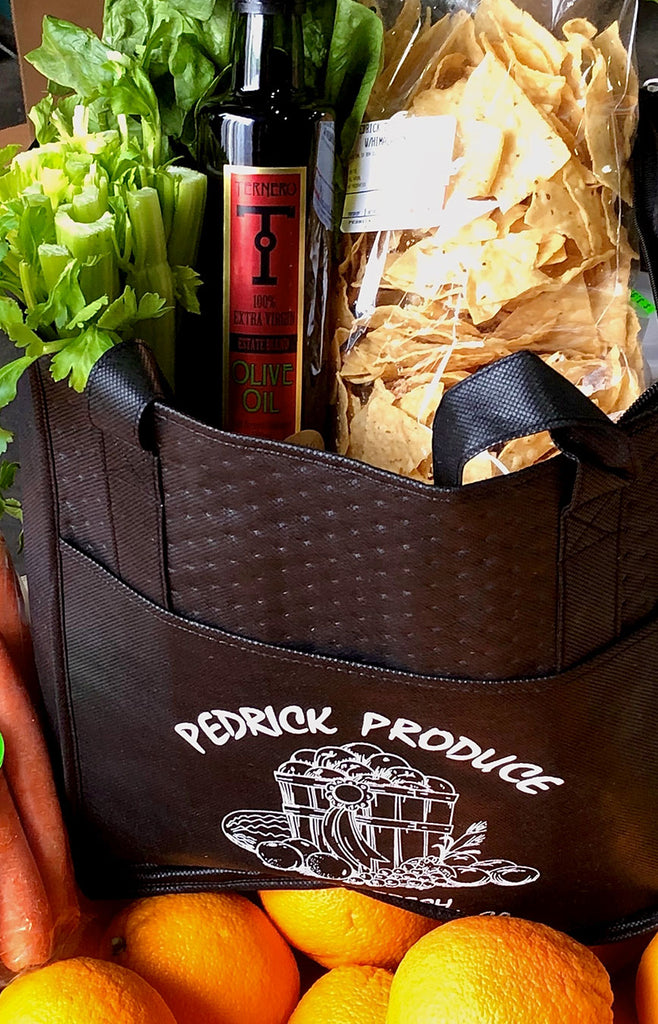 Pedrick Produce Thermal Tote Bag