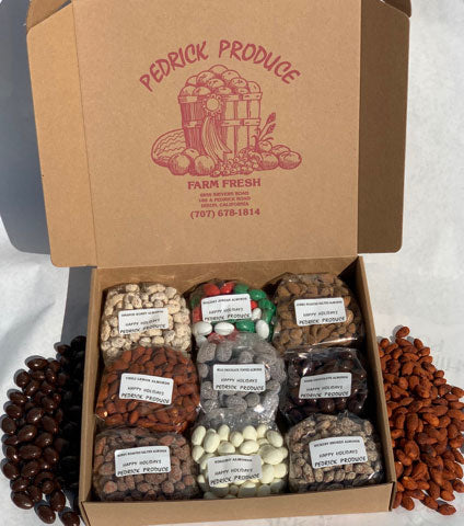 Box 1 - Assorted Almond