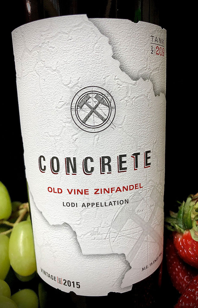 Wine – Concrete Winery