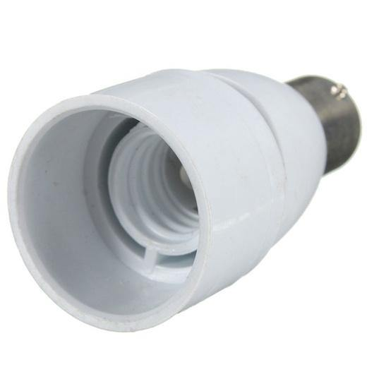 SBC/SES (B15/E14) Adaptor - Lighting Superstore