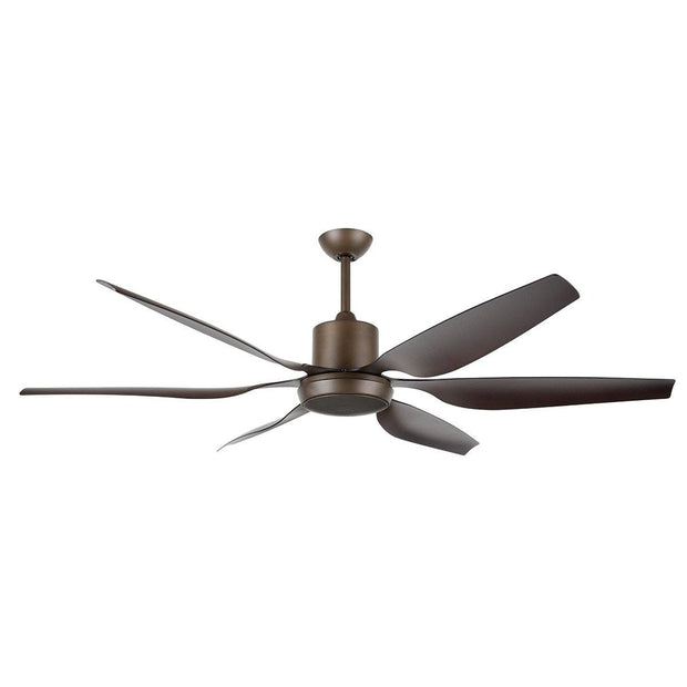 Aviator 66 DC Ceiling Fan Oil Rubbed Bronze - Lighting Superstore