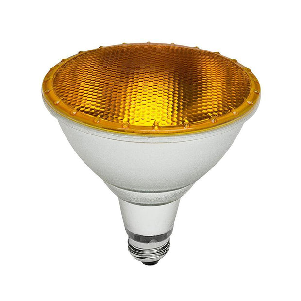 15w Yellow LED PAR38