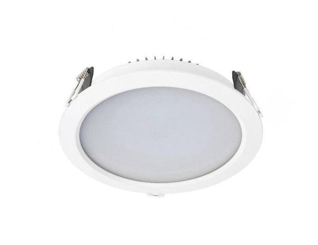 Ramsis 18w LED Tri-Colour Dimmable Downlight - Lighting Superstore