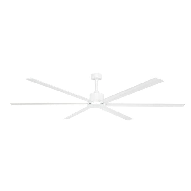 Hercules 84 DC Ceiling Fan White - Lighting Superstore